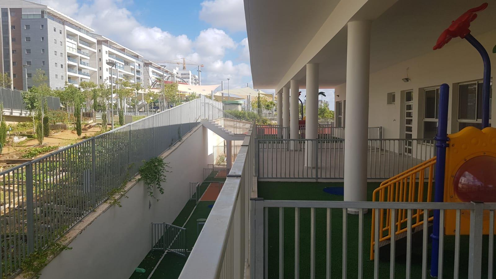 מעון יום דובדבן בחיפה, שכונת נאות פרס