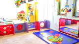 מעון-דובדבן-אור-עקיבא-פינת משחק-לתינוקות