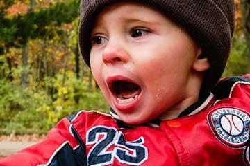 4 טיפים להתמודדות עם מרד גיל השנתיים