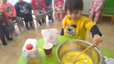 עוגת-תפוזים-תוצרת-ילדי-המעון