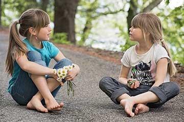תקשורת ילדים – תרשים זרימה