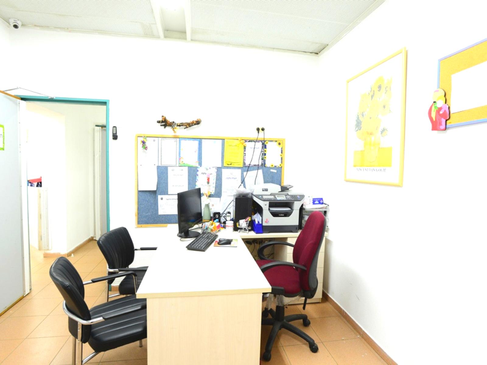 חדר-מנהלת-המעון