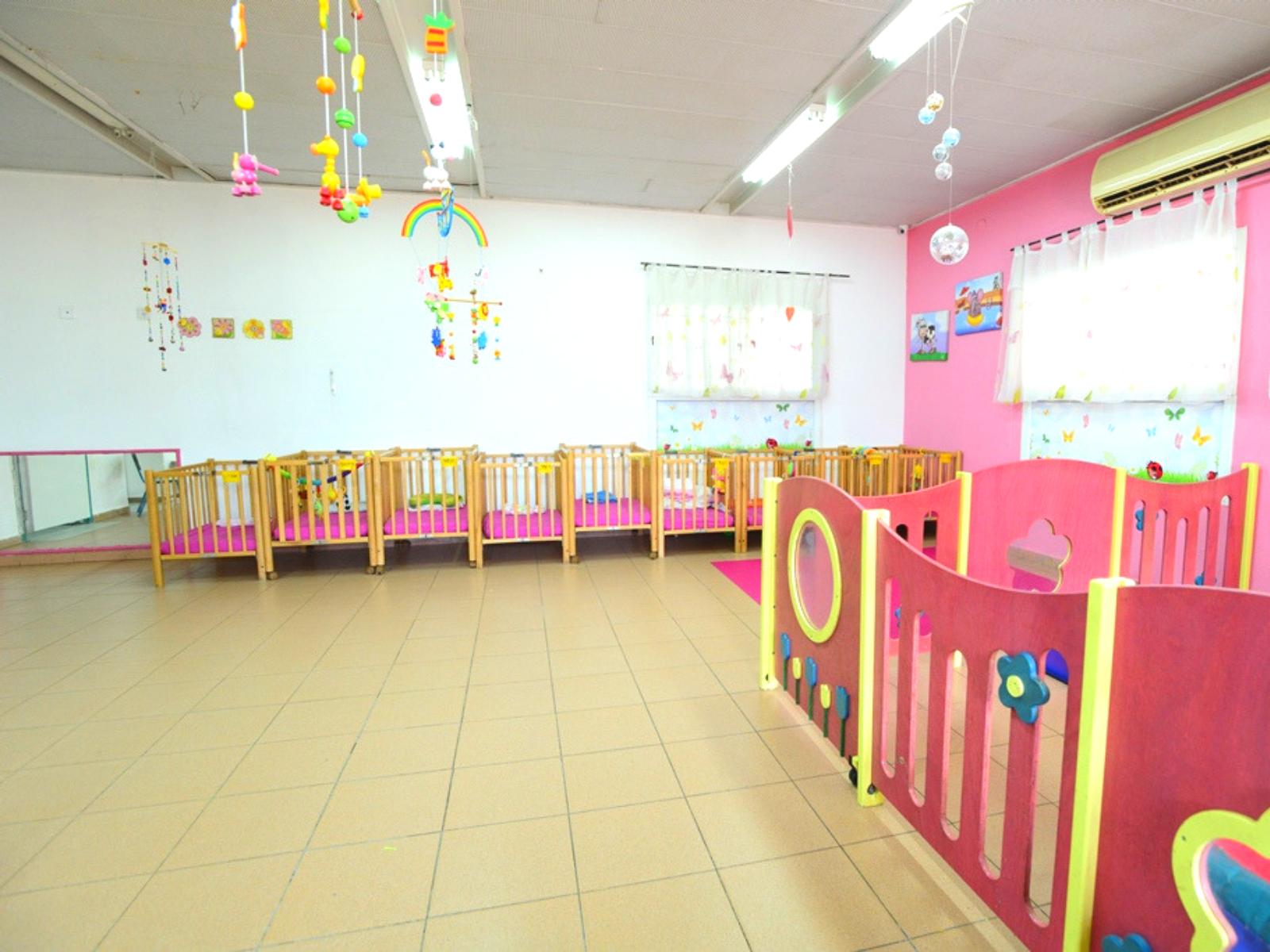 כיתת-התינוקייה-במעון-יום-לגיל-הרך