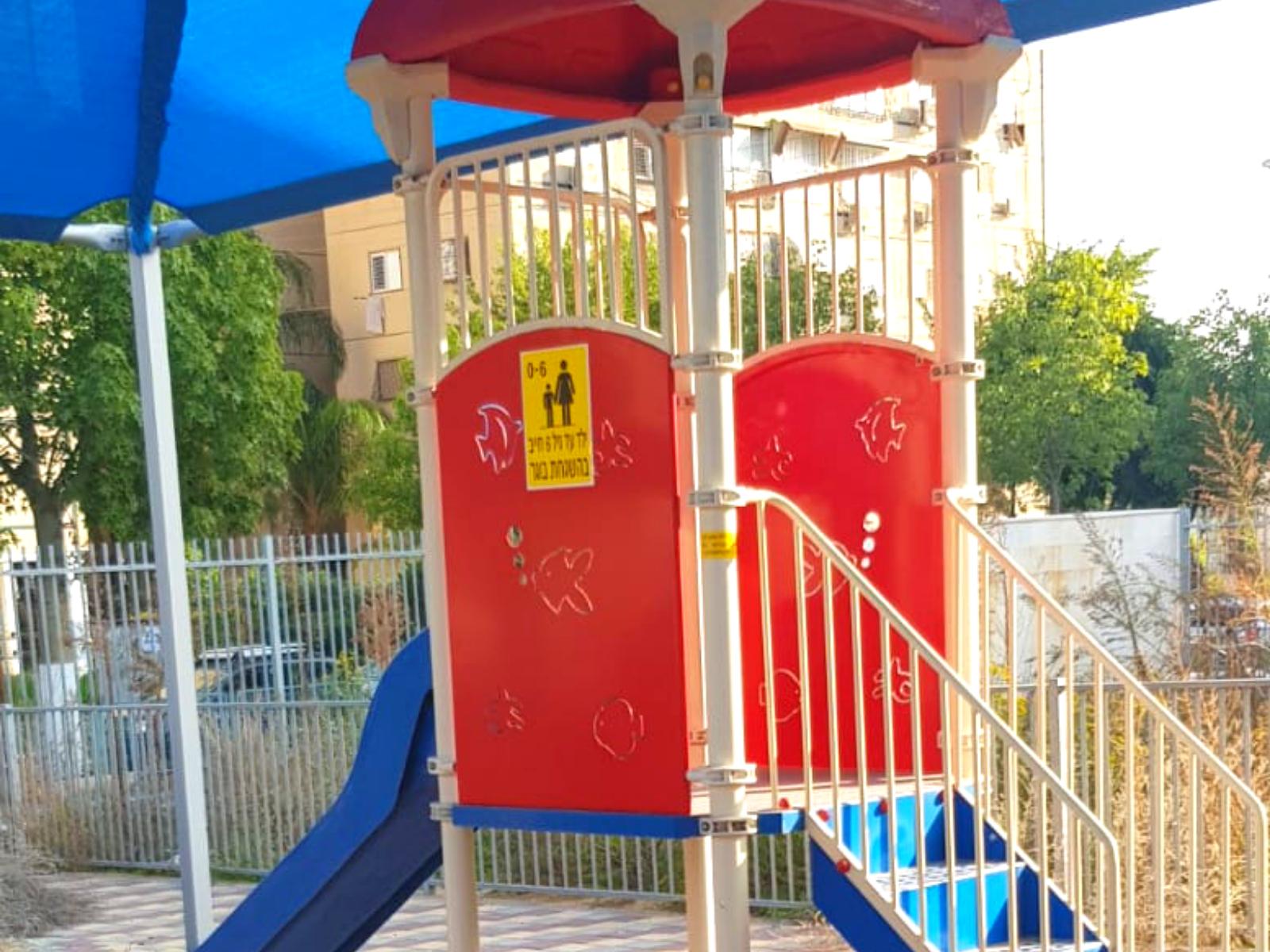 מעון-דובדבן-בן-גוריון-בעיר-רמלה