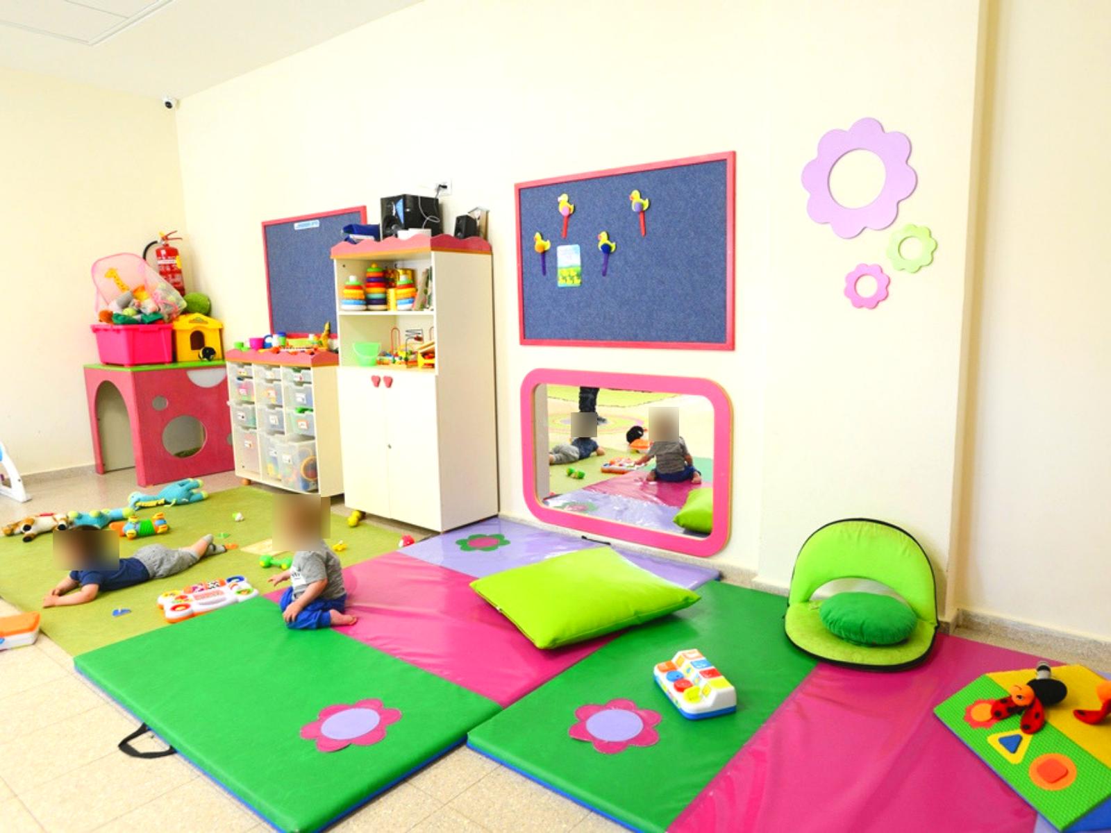 שטיח-פעילות-תינוקייה-במעון