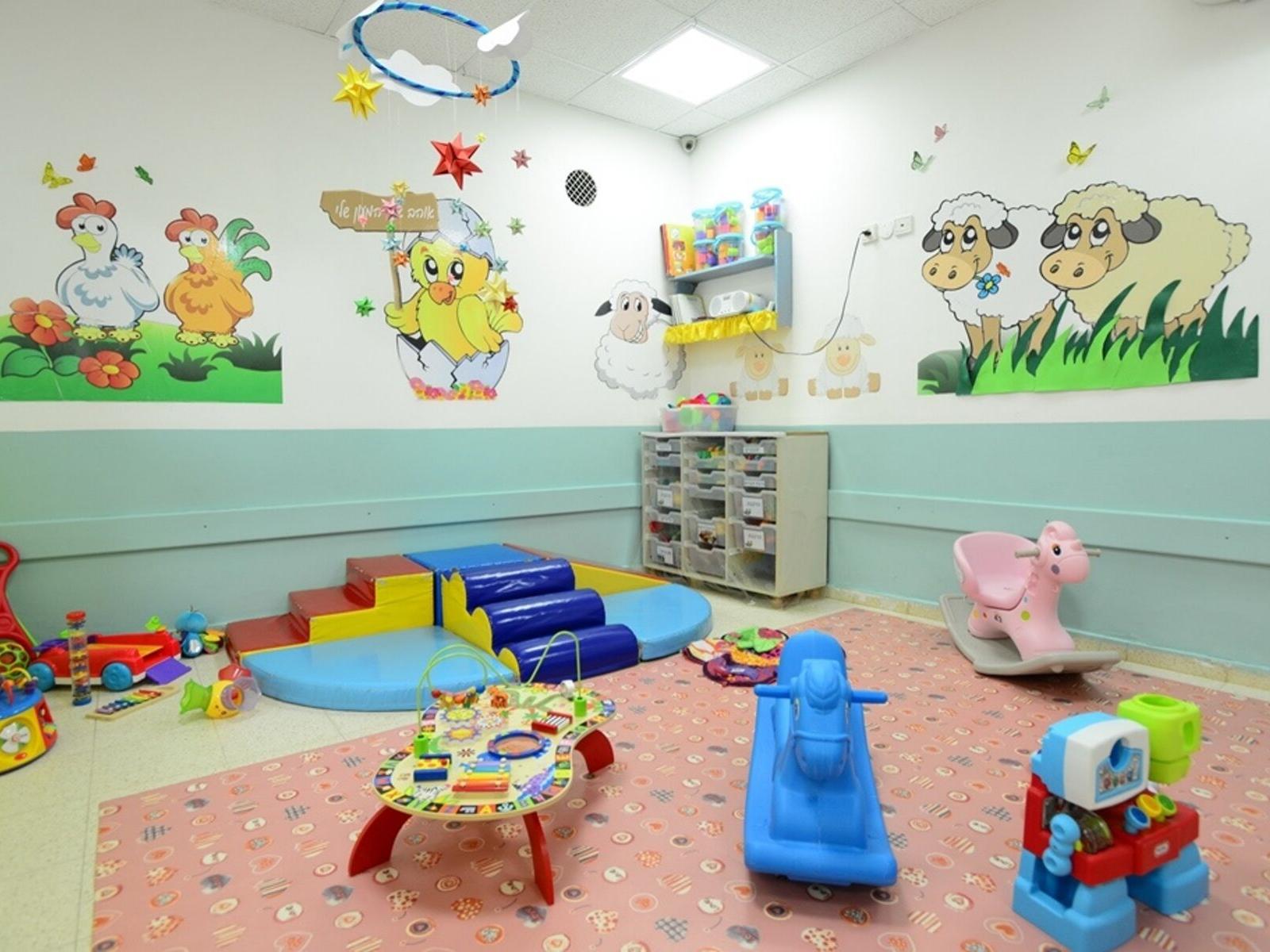כיתת-התינוקייה-במעון-דובדבן
