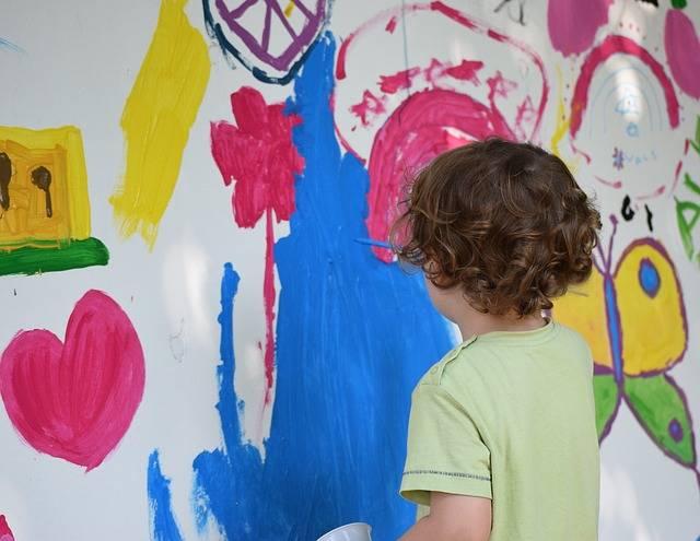טיפול באומנויות: כשהילד לא מביע את רגשותיו